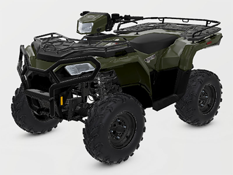 2021 Polaris Sportsman 570 EPS Utility Package in Sturgeon Bay, Wisconsin - Photo 3