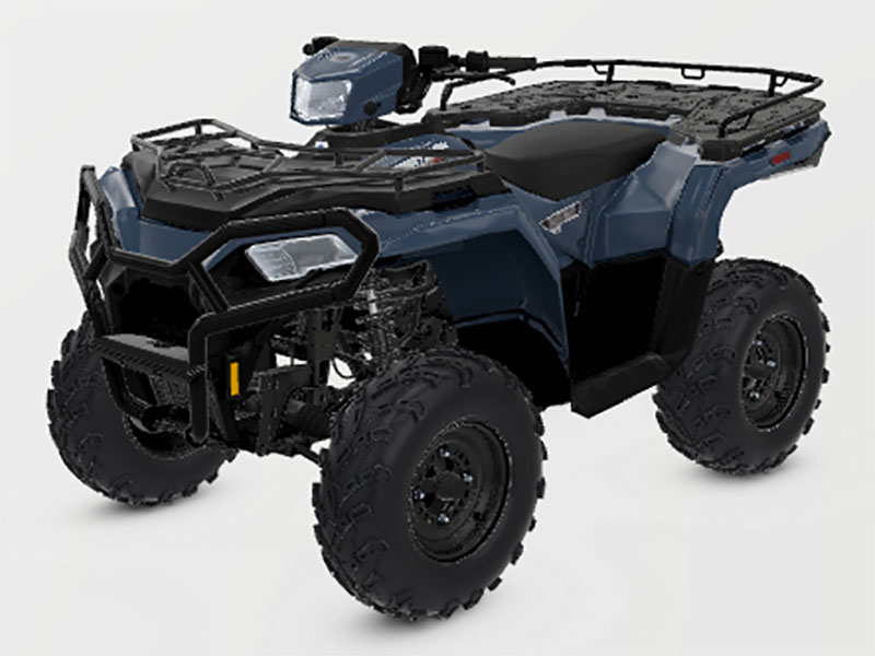 2021 Polaris Sportsman 570 EPS Utility Package in Caroline, Wisconsin - Photo 2