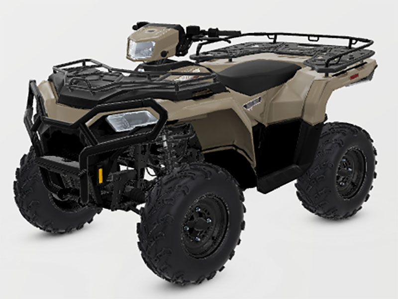 2021 Polaris Sportsman 570 EPS Utility Package in Calmar, Iowa - Photo 1