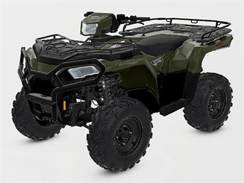 2021 Polaris Sportsman 570 EPS Utility Package in Hancock, Wisconsin