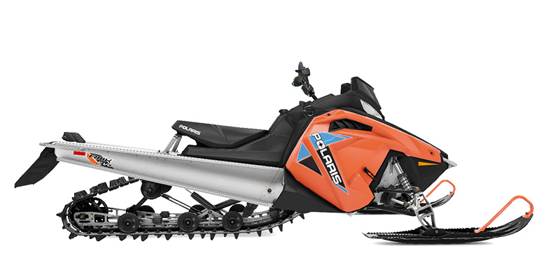 2022 Polaris 550 RMK EVO 144 ES in Rock Springs, Wyoming
