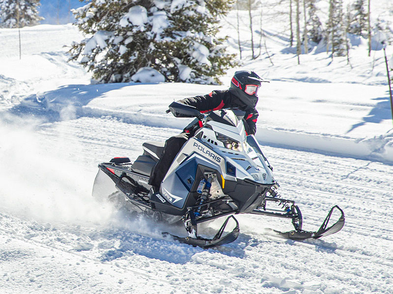 2022 Polaris 650 Indy VR1 129 SC in Lake City, Colorado - Photo 3