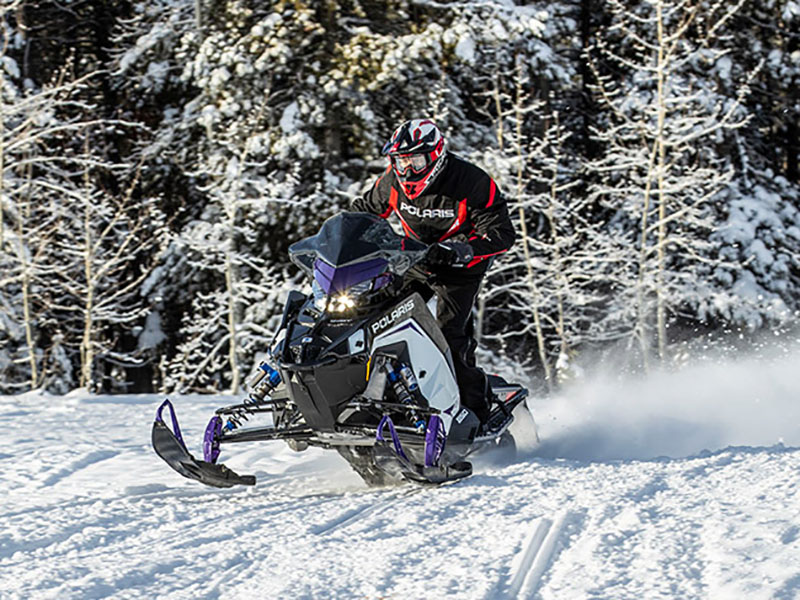 2022 Polaris 650 Indy VR1 129 SC in Lincoln, Maine - Photo 4