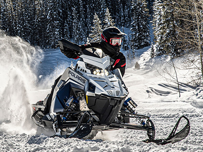 2022 Polaris 650 Indy VR1 129 SC in Lincoln, Maine - Photo 5