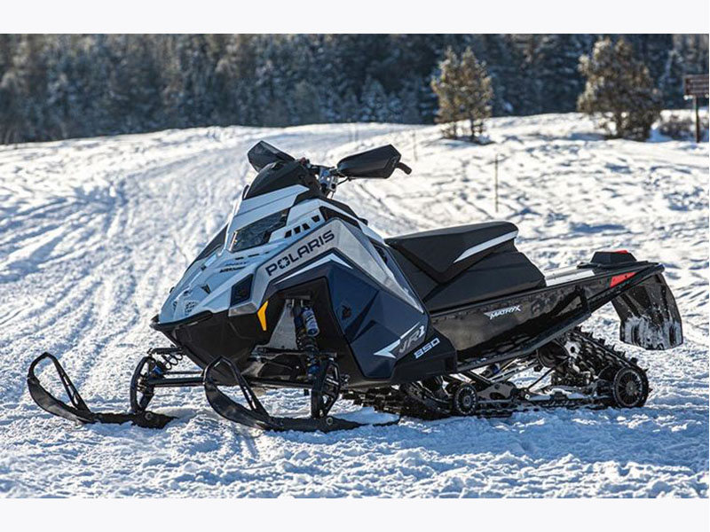2022 Polaris 650 Indy VR1 129 SC in Park Rapids, Minnesota - Photo 2