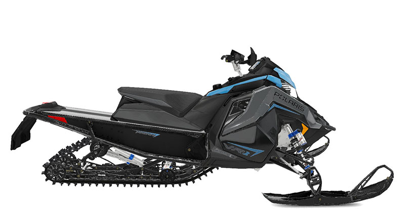 2022 Polaris 650 Indy VR1 137 SC in Dansville, New York - Photo 1