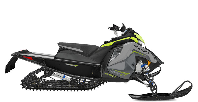2022 Polaris 650 Indy VR1 137 SC in Mount Pleasant, Michigan - Photo 1