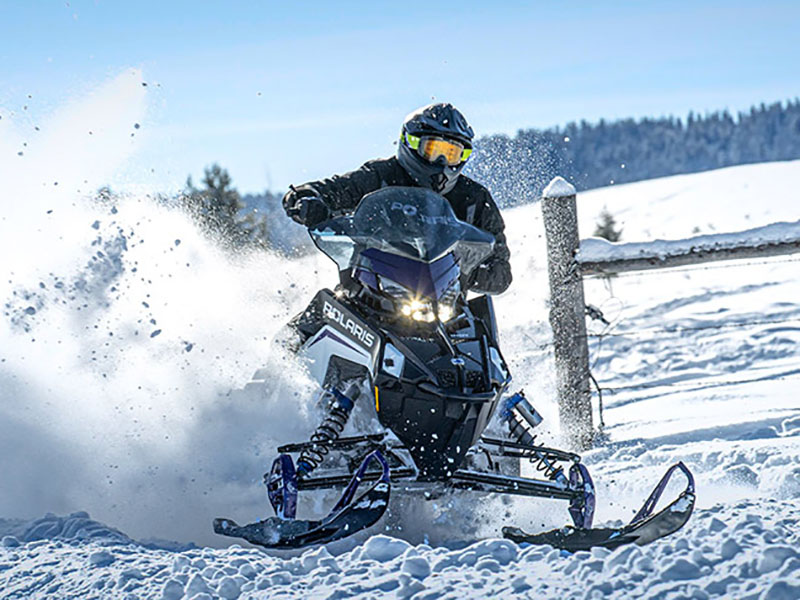 2022 Polaris 650 Indy VR1 137 SC in Saint Johnsbury, Vermont - Photo 6