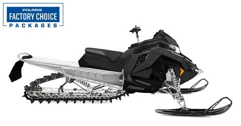 2022 Polaris 650 PRO RMK Matryx 155 Factory Choice in Mountain View, Wyoming