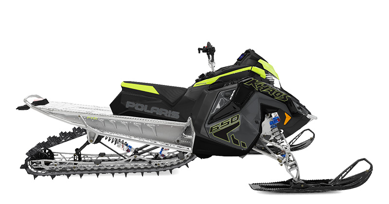 2022 Polaris 650 RMK KHAOS Matryx Slash 146 SC in Elk Grove, California