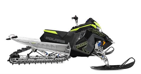 2022 Polaris 650 RMK KHAOS Matryx Slash 146 SC in Newport, New York