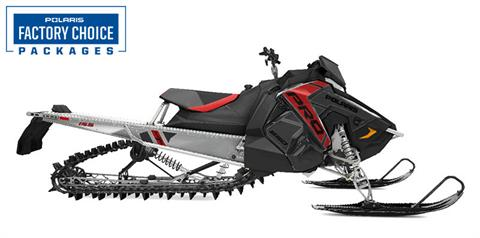 2022 Polaris 850 PRO RMK Axys 155 2.75 in. Factory Choice in Hancock, Wisconsin