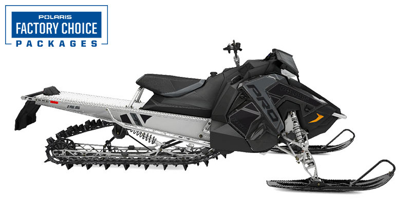 2022 Polaris 850 PRO RMK Axys 155 2.75 in. Factory Choice in Seeley Lake, Montana