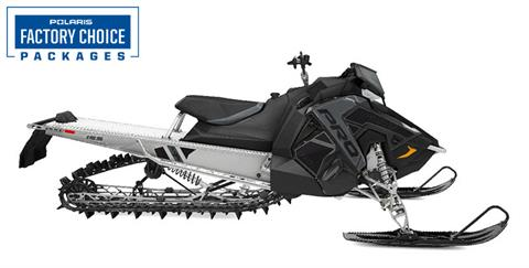 2022 Polaris 850 PRO RMK Axys 155 2.75 in. Factory Choice in Pinehurst, Idaho