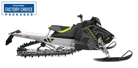 2022 Polaris 850 PRO RMK Axys 155 2.75 in. Factory Choice in Shawano, Wisconsin