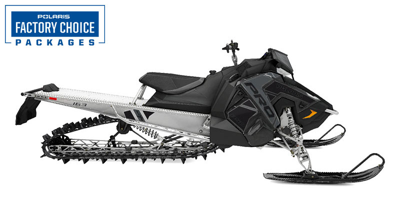 2022 Polaris 850 PRO RMK Axys 163 3 in. Factory Choice in Lincoln, Maine