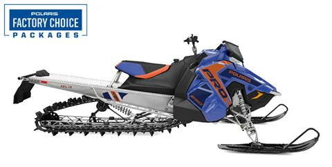 2022 Polaris 850 PRO RMK Axys 163 3 in. Factory Choice in Elkhorn, Wisconsin
