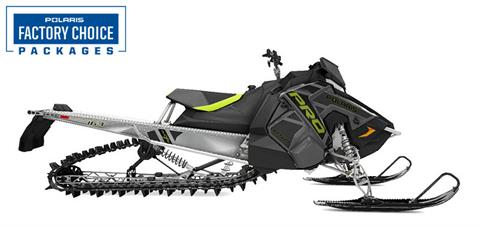 2022 Polaris 850 PRO RMK Axys 163 3 in. Factory Choice in Duck Creek Village, Utah