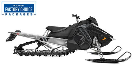 2022 Polaris 850 PRO RMK Axys 165 2.75 in. Factory Choice in Hancock, Wisconsin