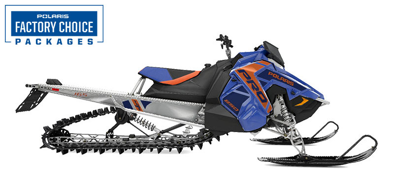 2022 Polaris 850 PRO RMK Axys 165 2.75 in. Factory Choice in Greenland, Michigan