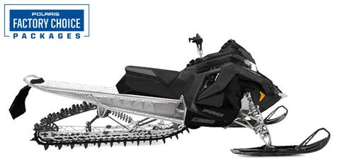 2022 Polaris 850 PRO RMK Matryx 155 Factory Choice in Milford, New Hampshire