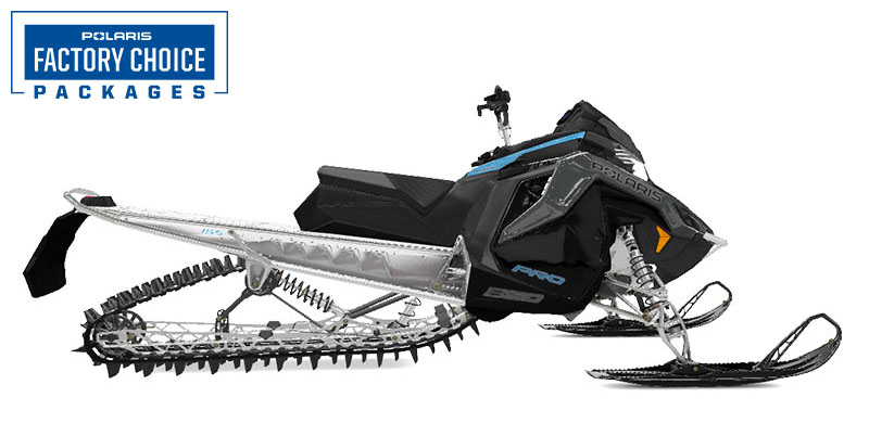 2022 Polaris 850 PRO RMK Matryx 155 Factory Choice in Cedar City, Utah