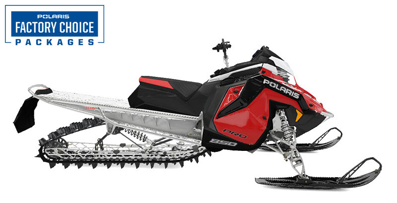 2022 Polaris 850 PRO RMK Matryx 155 Factory Choice in Fairbanks, Alaska