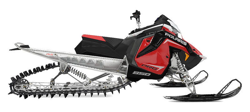 2022 Polaris 850 PRO RMK Matryx Slash 155 2.75 in. SC in Altoona, Wisconsin