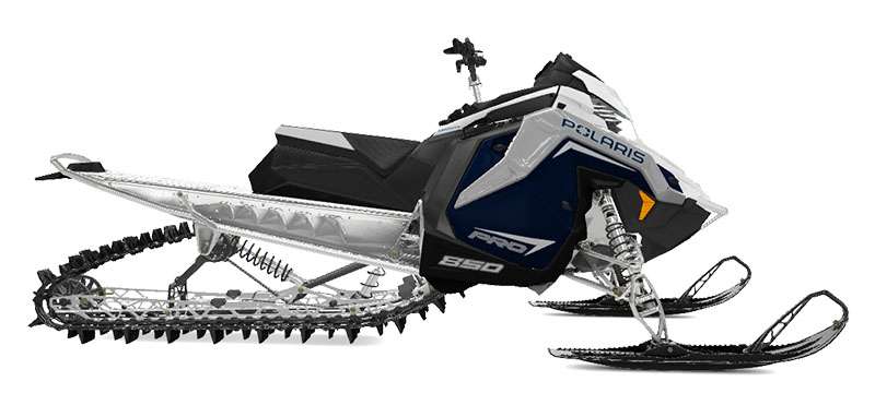 2022 Polaris 850 PRO RMK Matryx Slash 155 2.75 in. SC in Newport, Maine