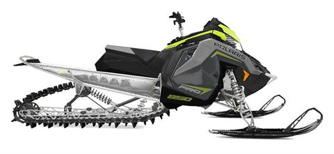 2022 Polaris 850 PRO RMK Matryx Slash 155 2.75 in. SC in Hancock, Wisconsin
