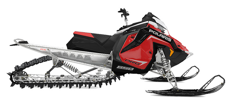 2022 Polaris 850 PRO RMK Matryx Slash 155 3 in. SC in Adams Center, New York