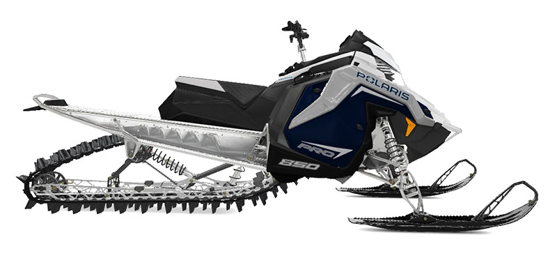 2022 Polaris 850 PRO RMK Matryx Slash 155 3 in. SC in Mohawk, New York