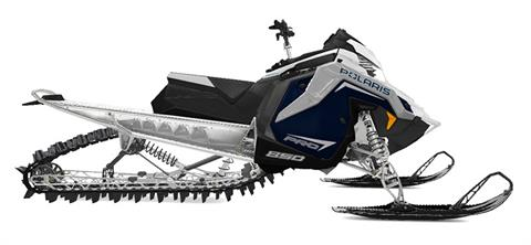 2022 Polaris 850 PRO RMK Matryx Slash 155 3 in. SC in Hancock, Wisconsin