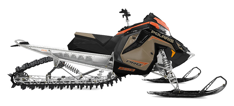 2022 Polaris 850 PRO RMK Matryx Slash 155 3 in. SC in Deerwood, Minnesota