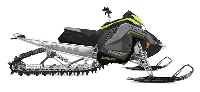 2022 Polaris 850 PRO RMK Matryx Slash 155 3 in. SC in Lewiston, Maine
