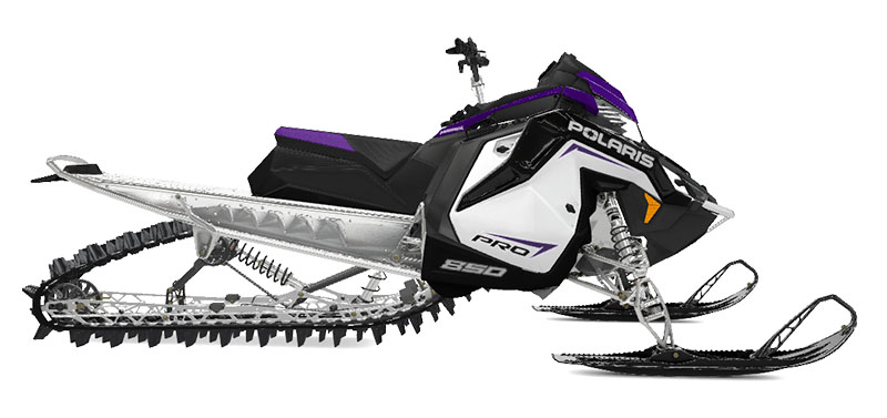 2022 Polaris 850 PRO RMK Matryx Slash 155 3 in. SC in Alamosa, Colorado