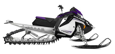 2022 Polaris 850 PRO RMK Matryx Slash 155 3 in. SC in Hancock, Michigan