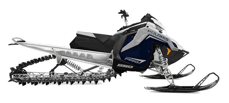 2022 Polaris 850 PRO RMK Matryx Slash 165 2.75 in. SC in Dansville, New York