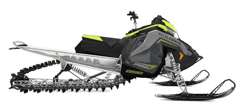 2022 Polaris 850 PRO RMK Matryx Slash 165 2.75 in. SC in Deerwood, Minnesota