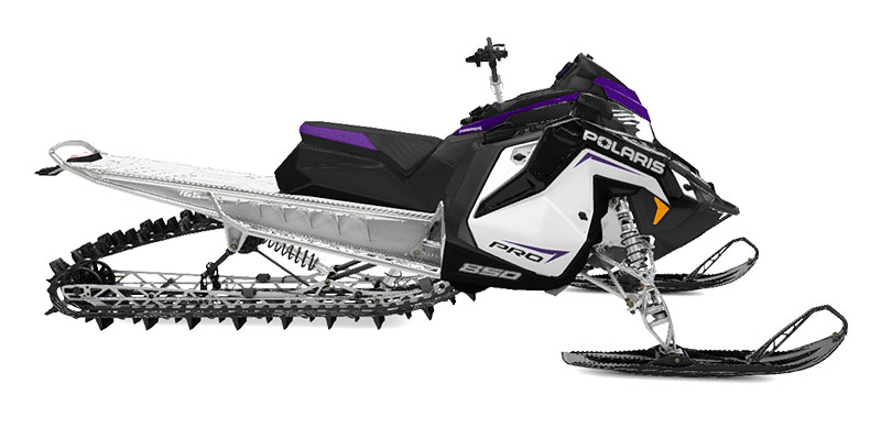 2022 Polaris 850 PRO RMK Matryx Slash 165 2.75 in. SC in Hancock, Michigan