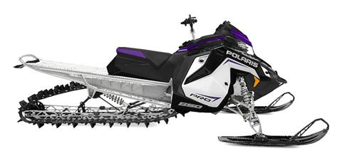 2022 Polaris 850 PRO RMK Matryx Slash 165 2.75 in. SC in Mio, Michigan