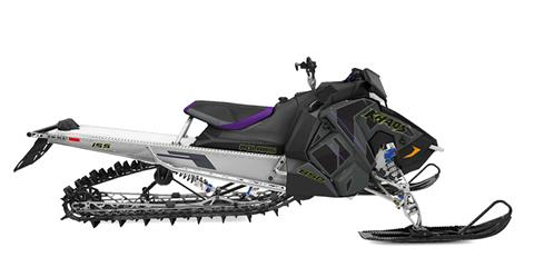 2022 Polaris 850 RMK KHAOS AXYS 155 2.75 in. in Mountain View, Wyoming