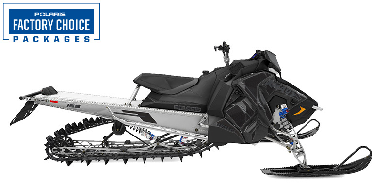2022 Polaris 850 RMK KHAOS Axys 155 2.75 in. Factory Choice in Pinehurst, Idaho