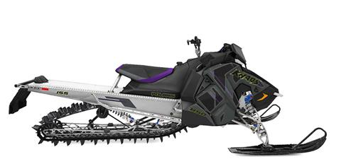 2022 Polaris 850 RMK KHAOS AXYS 155 3 in. in Mountain View, Wyoming