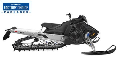 2022 Polaris 850 RMK KHAOS Axys 155 3 in. Factory Choice in Farmington, New York