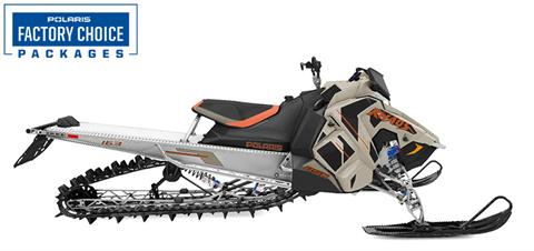 2022 Polaris 850 RMK KHAOS Axys 163 3 in. Factory Choice in Adams Center, New York