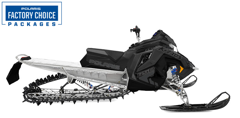 2022 Polaris 850 RMK KHAOS Matryx 155 Factory Choice in Mount Pleasant, Michigan