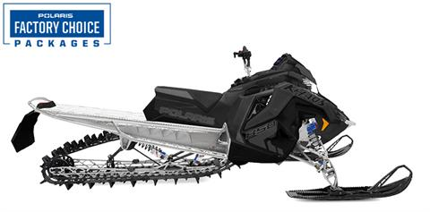 2022 Polaris 850 RMK KHAOS Matryx 155 Factory Choice in Shawano, Wisconsin