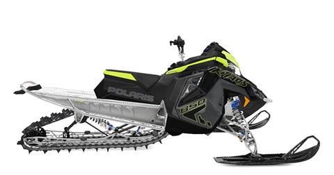 2022 Polaris 850 RMK KHAOS Matryx Slash 146 SC in Newport, New York
