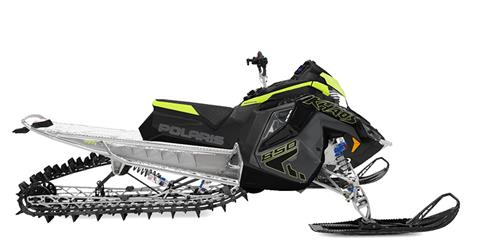 2022 Polaris 850 RMK KHAOS Matryx Slash 155 SC in Ponderay, Idaho